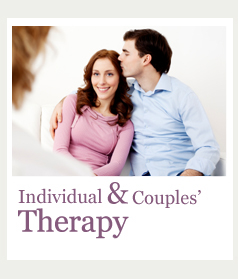 Individual & Couples Therapy